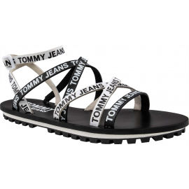 Tommy Hilfiger COLOR BLOCK CLEATED FLAT SANDAL