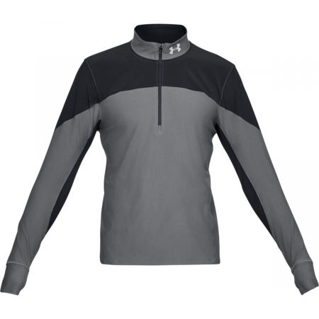 Under Armour QUALIFIER HALF ZIP - Pánske tričko