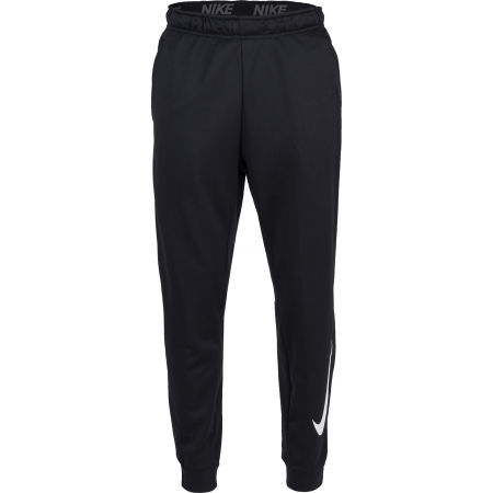 Pánské tepláky - Nike THERMA PANT TAPER SWOOSH M - 1