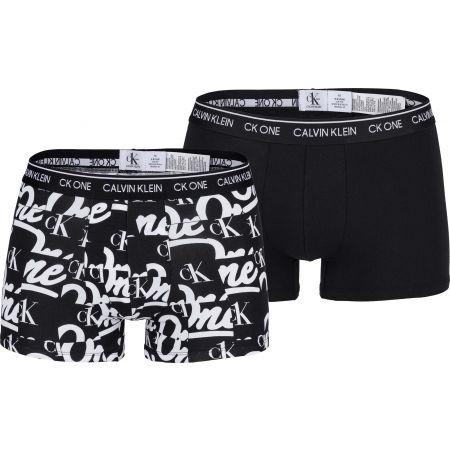 Men's boxer briefs - Calvin Klein TRUNK 2PK - 1