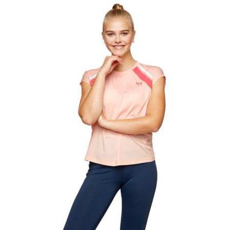 Dámske športové tričko - KARI TRAA ELISA TEE - 3