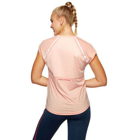 Dámske športové tričko - KARI TRAA ELISA TEE - 4