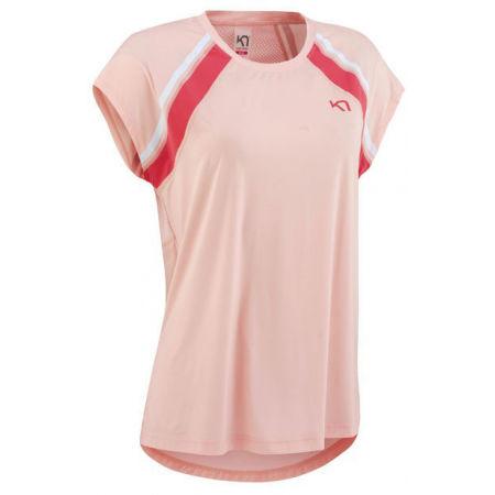 KARI TRAA ELISA TEE - Dámske športové tričko
