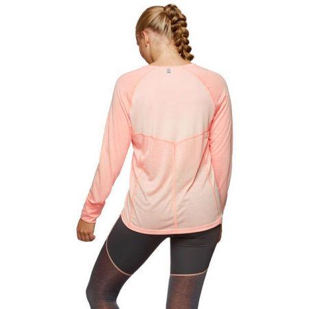 Dámske bežecké tričko s dlhým rukávom - KARI TRAA MARIA LS - 4
