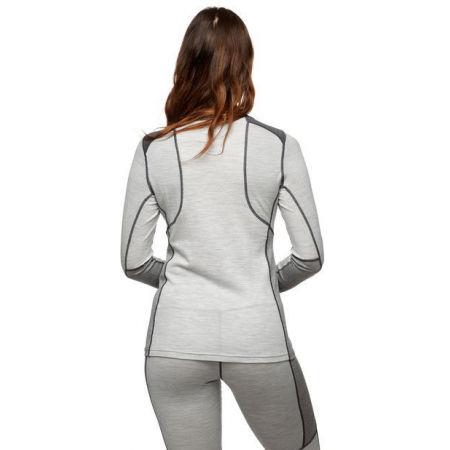 Dámské sportovní triko - KARI TRAA TIKSE LS - 4