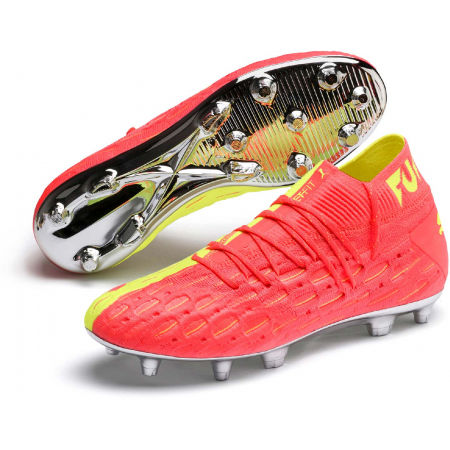 Puma FUTURE 5.1 NETFIT OSG FG-AG - Men's football shoes