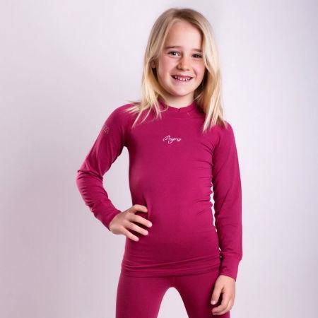 Detské tričko s dlhým rukávom - Progress DT E NDRD - 5