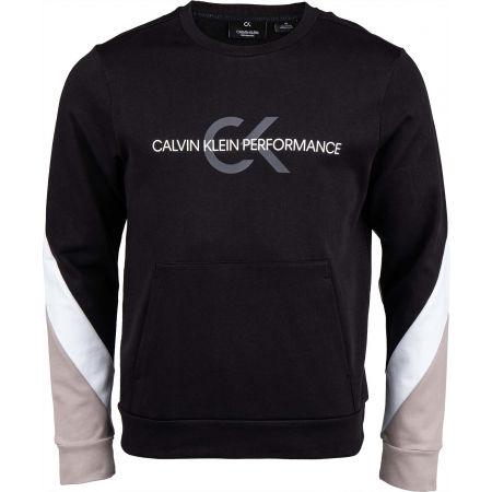 Мъжки суитшърт - Calvin Klein PULLOVER - 1