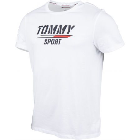 Men's T-Shirt - Tommy Hilfiger PRINTED TEE - 2