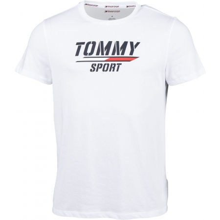 Men's T-Shirt - Tommy Hilfiger PRINTED TEE - 1