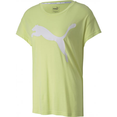 Puma ACTIVE LOGO TEE - Women's sports t-shirt