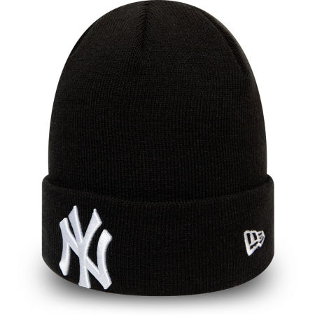 Unisex zimná čiapka - New Era MLB LEAGUE ESSENTIAL CUFF KNIT NEW YORK YANKEES - 2