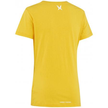 Women's short sleeve T-shirt - KARI TRAA TRAA TEE - 2