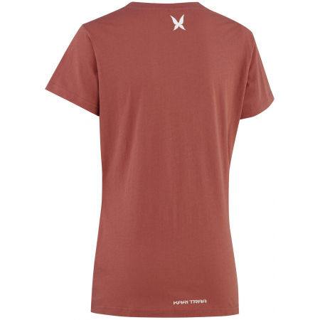 Dámske tričko s krátkym rukávom - KARI TRAA TRAA TEE - 2