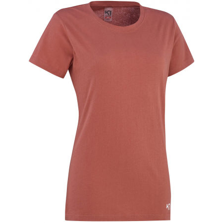 Dámske tričko s krátkym rukávom - KARI TRAA TRAA TEE - 1