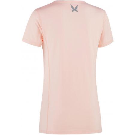 Dámske športové tričko - KARI TRAA NORA TEE - 2