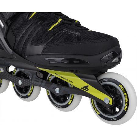 Мъжки  ролери - Rollerblade RB XL BLACK/LIME - 5