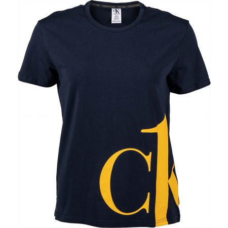 Tricou de damă - Calvin Klein S/S CREW NECK - 1
