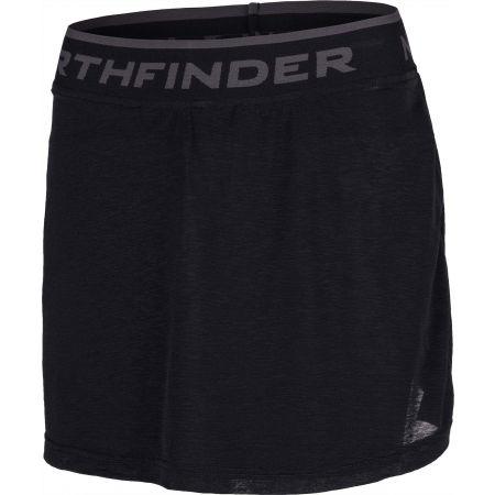 Dámska sukňa s vnútornými šortkami - Northfinder BHELKA - 2