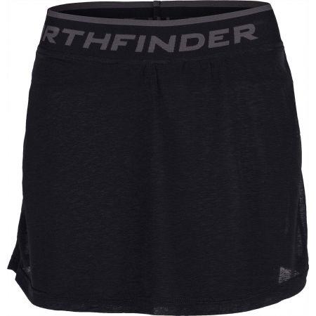Northfinder BHELKA - Dámská sukně s vnitřními šortkami