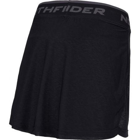 Dámska sukňa s vnútornými šortkami - Northfinder BHELKA - 3