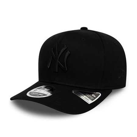 Klubová šiltovka - New Era 9FIFTY STRETCH SNAP TONAL BLACK NEYYAN
