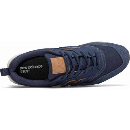 Pánska voľnočasová obuv - New Balance CM997HAO - 2