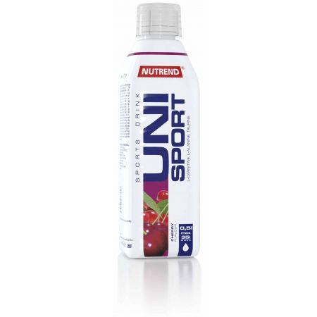 Nutrend UNISPORT 0,5L CHERRY - Športový nápoj