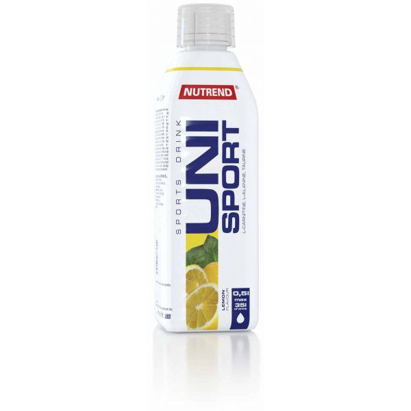 Nutrend UNISPORT 0,5L CITRÓN   - Športový nápoj