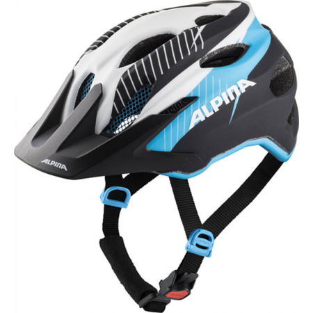 Alpina Sports CARAPAX JR - Children's cycling helmet