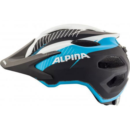 Detská cyklistická prilba - Alpina Sports CARAPAX JR - 3