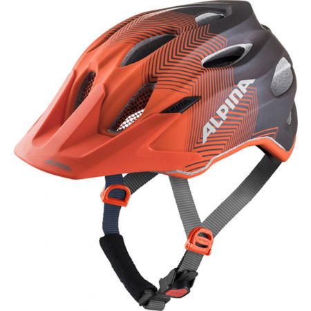 Children's cycling helmet - Alpina Sports CARAPAX JR - 1