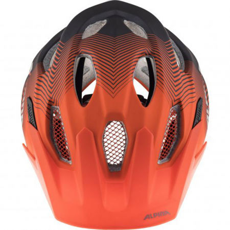 Children's cycling helmet - Alpina Sports CARAPAX JR - 2