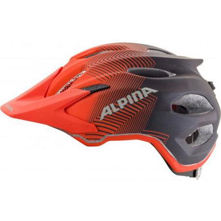 Children's cycling helmet - Alpina Sports CARAPAX JR - 4