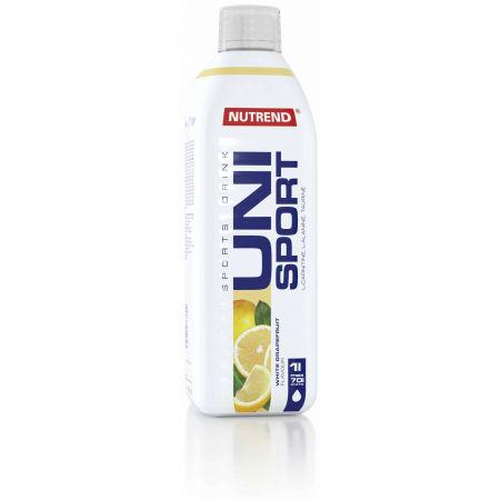 Športový nápoj - Nutrend UNISPORT 1L BIELY GREP