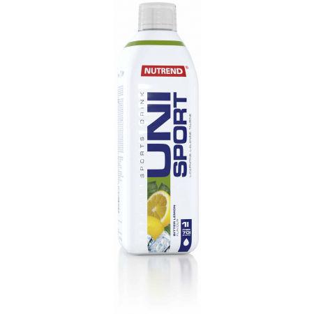 Nutrend UNISPORT 1L BITTER LEMON - Športový nápoj
