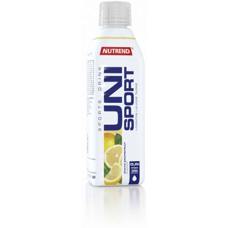 Sportovní nápoj - Nutrend UNISPORT 0,5L BÍLÝ GREP