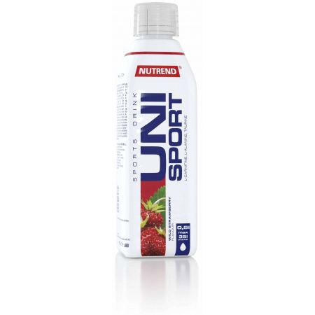 Nutrend UNISPORT 0,5L LESNÍ JAHODA - Sportovní nápoj
