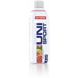 Nutrend UNISPORT 1L PINK GREP - Sportovní nápoj