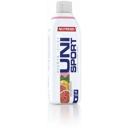 Nutrend UNISPORT 1L PINK GREP