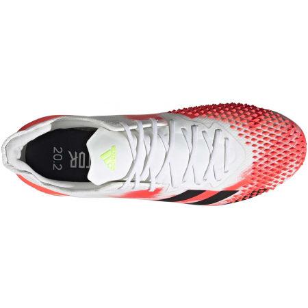 Obuwie piłkarskie męskie - adidas PREDATOR 20.2 FG - 4