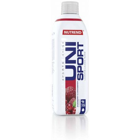 Nutrend UNISPORT 1L MALINA BRUSINKA - Sportovní nápoj
