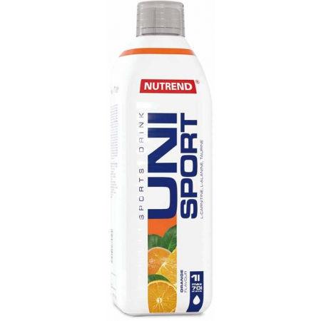 Nutrend UNISPORT 1L POMERANČ - Sportovní nápoj