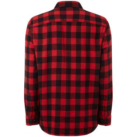 Pánska košeľa - O'Neill LM CHECK FLANNEL SHIRT - 2