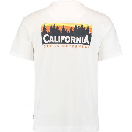 Men's T-Shirt - O'Neill LM ROCKY MOUNTAINS T-SHIRT - 2