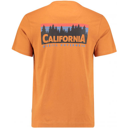 Men's T-Shirt - O'Neill LM ROCKY MOUNTAINS T-SHIRT - 2