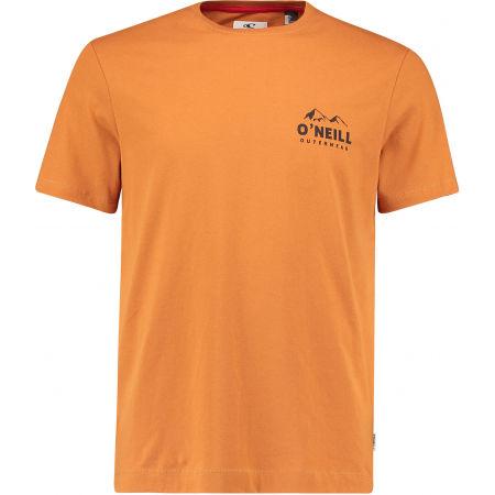 Men's T-Shirt - O'Neill LM ROCKY MOUNTAINS T-SHIRT - 1