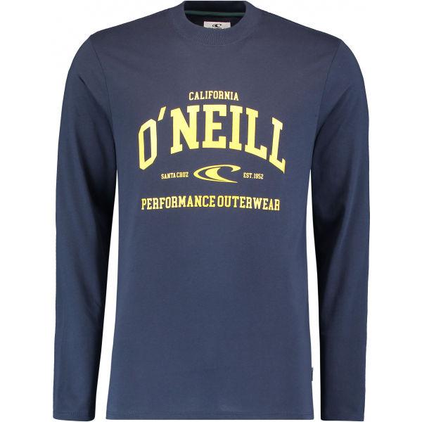 O'Neill LM UNI OUTDOOR L/SLV T-SHIRT - Pánske tričko s dlhým rukávom