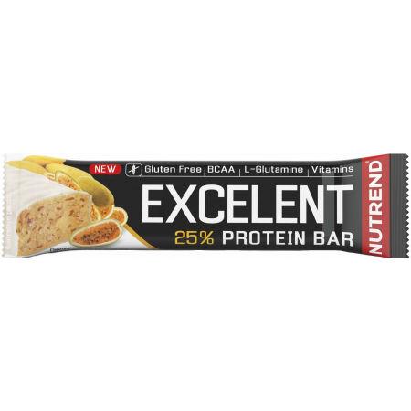 Proteínová tyčinka - Nutrend EXCELENT PROTEIN BAR 85G CURUBA