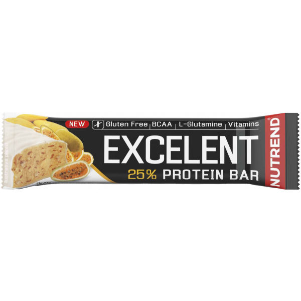 Nutrend EXCELENT PROTEIN BAR 85G CURUBA   - Proteínová tyčinka